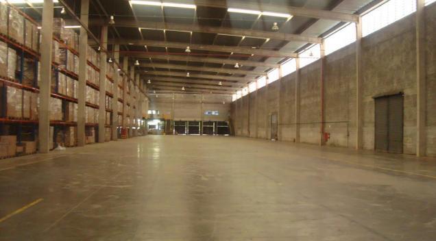 Locação galpão logístico Embu São Paulo