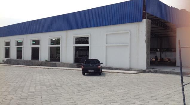 Locação galpão industrial logístico São Bernardo do Campo ABC