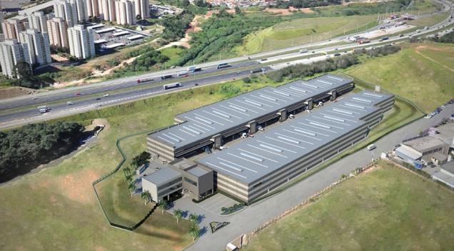 Locação galpões industriais Rodoanel São Paulo SP