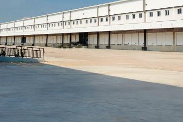 Galpão logístico alugar Duque de Caxias RJ