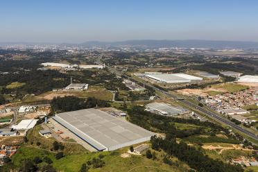 Aluguel galpão logístico industrial Louveira SP