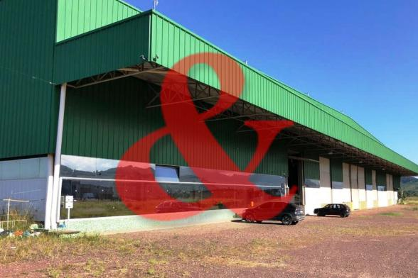Galpão industrial logístico alugar RS BR 101