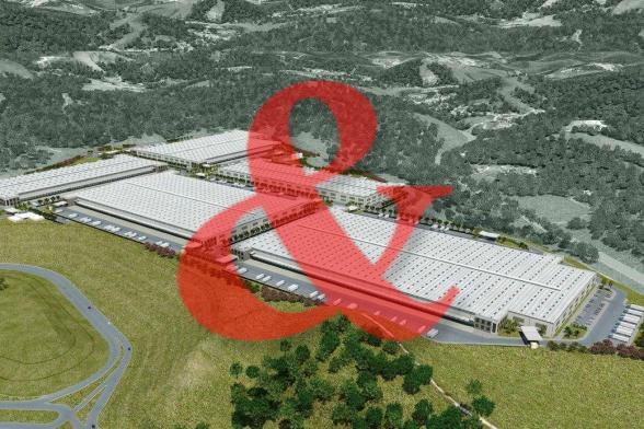 Locação galpão industrial Cajamar