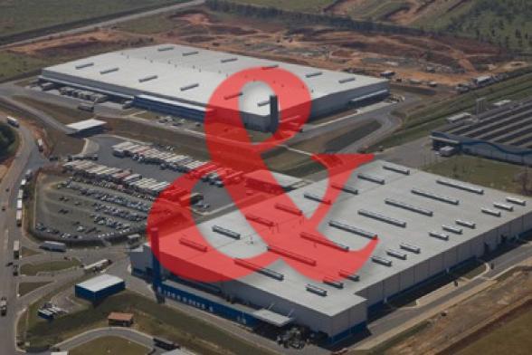 Locação galpão industrial CCRE Hortolândia