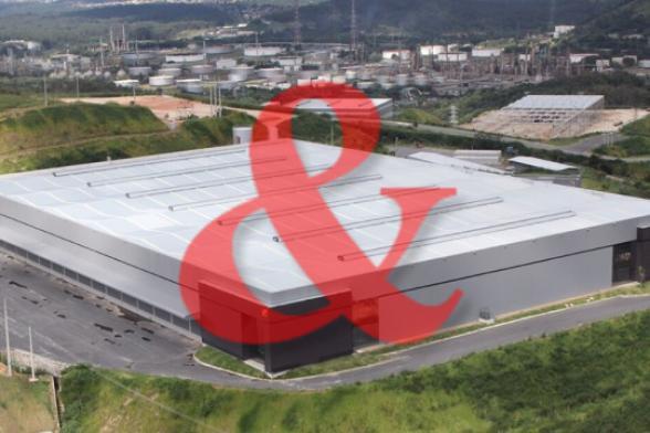 Alugar galpão logístico Betim Minas Gerais