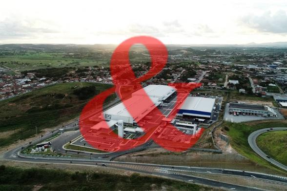 Aluguel galpão logístico Aracaju Sergipe