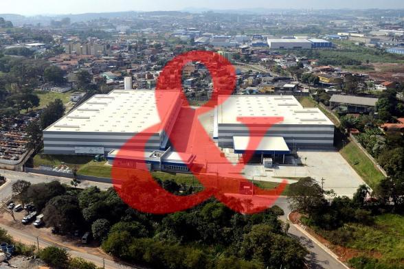Locação galpões logísticos industriais Guarulhos São Paulo SP