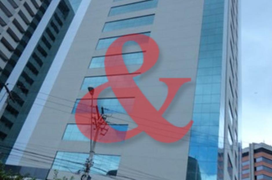 Locação laje corporativa Edifício Espaço Empresarial Nações Unidas São Paulo SP