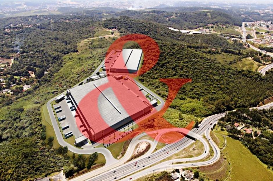 Galpão logístico alugar Cotia São Paulo