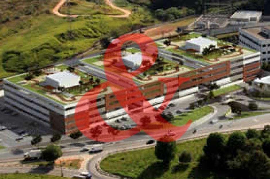 Locação laje corporativa Marginal Pinheiros São Paulo