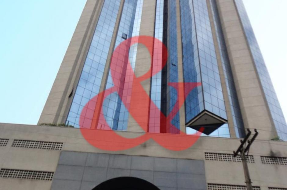 Locação sala comercial Barra Funda