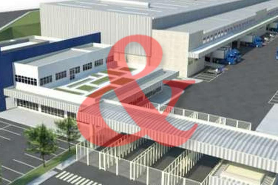 Locação galpões industriais CCRE Atibaia Business Park