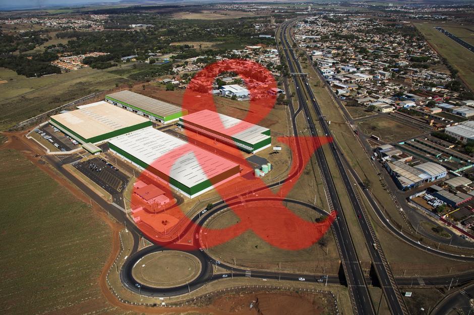 Locação galpões industriais logísticos Ribeirão Preto SP