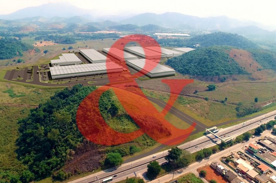 Locação galpões industriais logísticos Duque de Caxias RJ