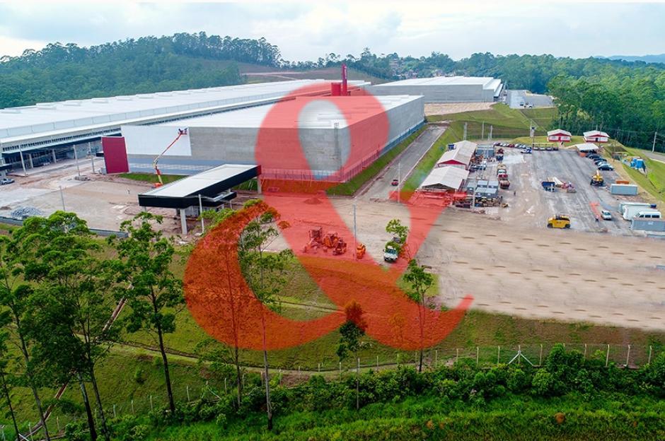 Locação galpão logístico São Bernardo do Campo