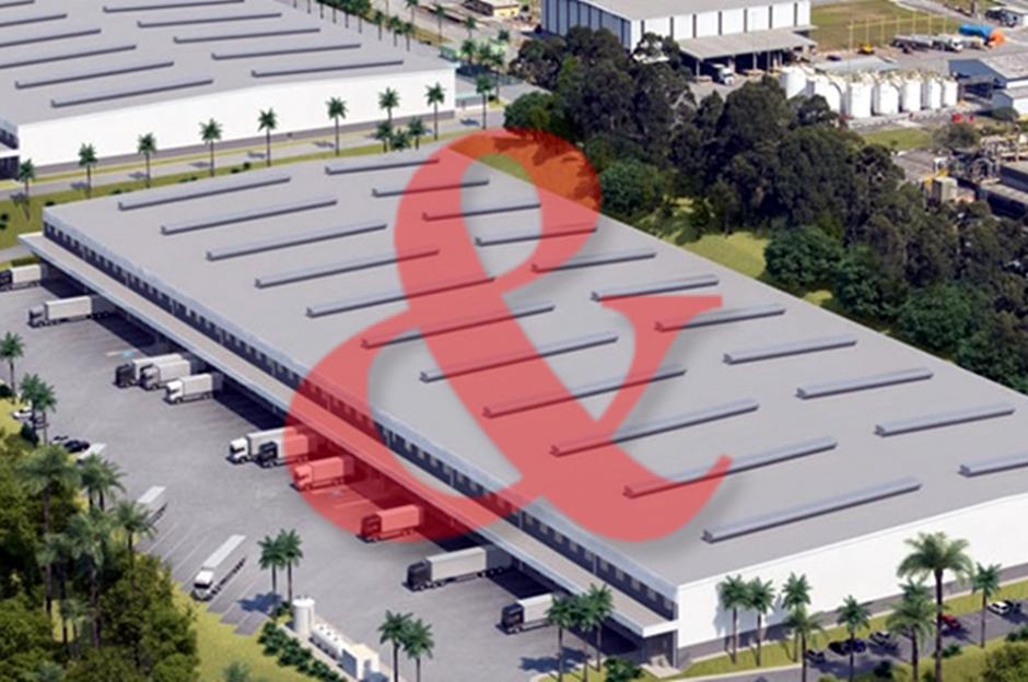 Locação galpão industrial CCRE Mauá SP