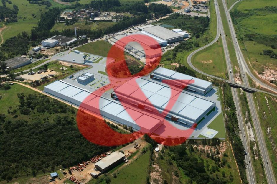 Locação galpões industriais CCRE Sorocaba
