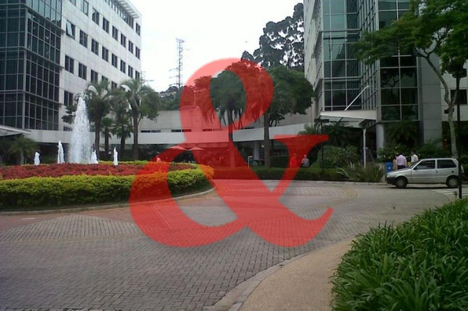 Locação laje corporativa Panamérica Park