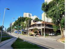 Imóvel comercial restaurante alugar Santo Amaro São Paulo