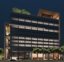 Locação laje corporativa Cidade Jardim São Paulo